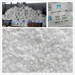 99.1% hochwertige weiße Korund-Aluminiumoxyd-fixierte Tonerde