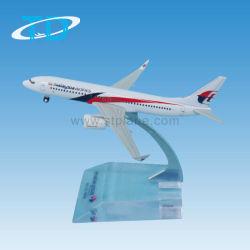Boeing B737-800 Modèle d'avion de jouets en métal