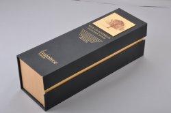 Última Customized caixas de vinho Caixas de armazenamento de caixa para presente com EVA Inserir