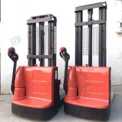 Электрический погрузчик подъемное оборудование батареи вилочный погрузчик укладчика