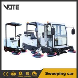 Автоматическая Street Sweeper езды на погрузчик швабра привода станка тип беспроводной дороги щеточная машина Car искусственных травяных щеточная машина