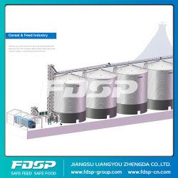 Bajo costo de la competencia de la tolva de alimentación de la parte inferior del silo