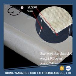 Stahldraht-verstärktes Fiberglas-Tuch