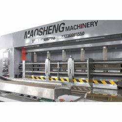 回転式高速4の印刷の細長い穴がつくことはダイカッタ機械を