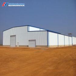 2020 empfohlene Produkt-vorfabrizierte helle metallische Stahlkonstruktion für Werkstatt-Lager-Gebäude (KXD-SSW99)