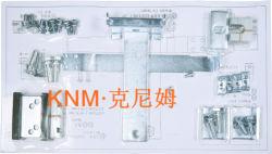 Piezas de ascensor, una pequeña guarnición (KC008)