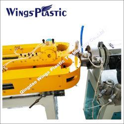 PP PE раковину Corrugation слива воды шланг гибкой производственной линии трубонарезной станок
