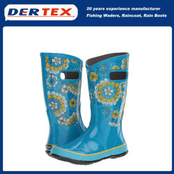 Промысел ПВХ водонепроницаемый дождливый день рыбалки Boot обувь