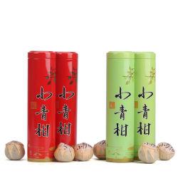 De Verpakking van Jia Yi van Xin om de Doos van het Tin van de Munt van het Metaal met de Doos van het Tin van de Kaars van het Deksel van de Dia