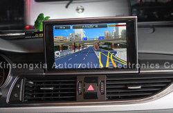 La interfaz de video coche GPS incorporado para (2005-2009) el Audi A6l/P7/S6/as6/A8L