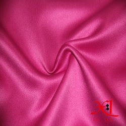 柔らかい感じジャケットまたはライニングのための光沢がある100%年のポリエステルファブリック