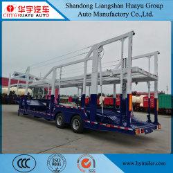 Trasporto dell'automobile dei 2 assi/dell'elemento portante camion rimorchio semi