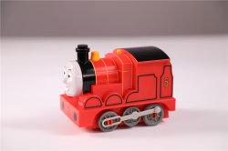Trains magnétiques en plastique les voies ensemble cadeau de Noël des enfants de jouets éducatifs