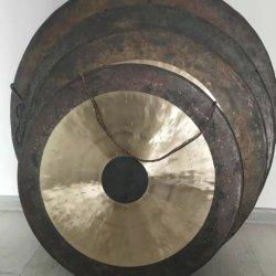 手はFengshui音楽芸術のためのChauの中国のどらを造った