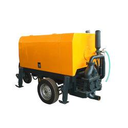 De lichtgewicht Concrete Machine van het Schuim voor de de Gegoten in-plaats van de Muur en Isolatie van het Dakwerk