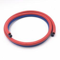 Tubo Flessibile Per Gas Di Saldatura Doppio Ossigeno E Acetilene In Gomma Pvc Industriale 8mm