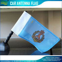 "Custom печатной машине антенна флаги 6X9"""