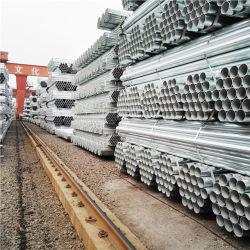 Zeitplan 40 galvanisierte Kategorie B der Stahlrohr-Hülsen-ASTM A53