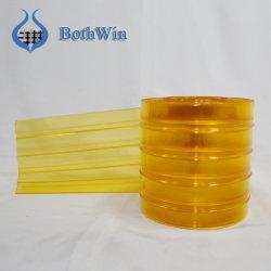 Rideau transparent en PVC, feuille souple PVC en Chine