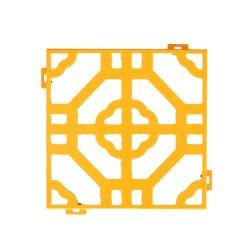 Het aangepaste Comité Met hoge weerstand van het Aluminium van het Comité van de Muur van de Bekleding van het Aluminium voor Binnenlandse en BuitenDecoratie