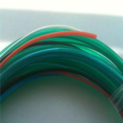 Suave de silicona flexible delgado tubo de caucho NBR