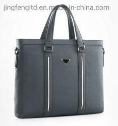 Novo Design Faux maleta de couro de alta qualidade estilo elegante Saco para computador portátil