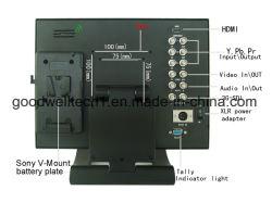 12.1인치 LCD, 5D Mark II 카메라 모드 DSLR SDI 필드 HD 모니터 1280x800