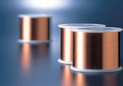 ECCA de haute qualité sur le fil de cuivre émaillé vêtu de fil en aluminium