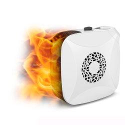 Ventilatore di aria portatile dello scaldino di inverno della Tabella del riscaldamento del riscaldatore elettrico della stanza