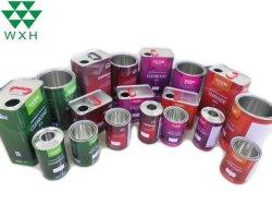 1 litro de metal vazios Lata de tinta, óleo, conservas de produtos químicos