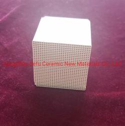 Cordiérite Honeycomb catalyseur en céramique poreuse transporteur