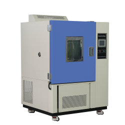 Camera a atmosfera controllata massima minima della prova di stabilità di controllo di umidità di temperatura del laboratorio per la batteria