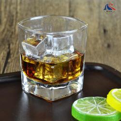 240ml de liqueur de base lourde carrés de boire le verre de Whisky