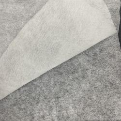 Venta caliente suave Fluffy máscaras plegables de algodón caliente interior 50GSM / 260mm tela de encaje no tejida 100% Fibra es personalizada Hecho 25-60g