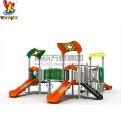 Открытый Детский слайд-игровая площадка парк развлечений игровая площадка поставщиком игрушек