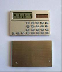 Calculadora de metal (Caixa de cartão de visita)