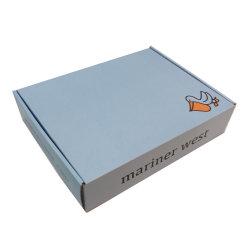 カスタムプリント出荷を包む折る平らなボール紙のクッキー甘いボックス