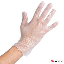 사이즈 XL 일회용 비닐 검사 장갑 PPE용 파우더 프리 - N0172
