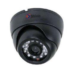 "1/3 "" Sony CMOS 138 1200 Tvl, 3.6 mmLens Dome Digital kabeltelevisie Camera 4 Indoor Use met IRL Array LED (sx-160HAD)"