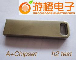 Mini disque USB en métal (OM-M258)