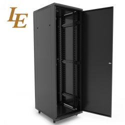 32U 1000mm de profundidad de Suelo armario rack de servidor de alojamiento con sistema de control de temperatura