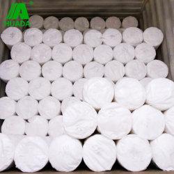 100% coton absorbant le rouleau de gaze Jumbo Rouleau de gaze
