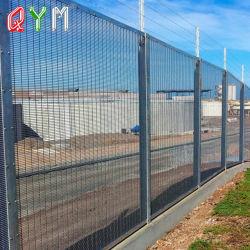 Puder, das 358 Sicherheitszaun geschweißten Antiaufstiegs-Zaun beschichtet