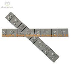Горячая продажа Авто Аксессуары / Аксессуары для автомобиля для колесных грузов цинк/Zn клей/ Memory Stick™ по типу (5+10) G*4