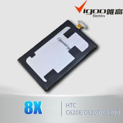 Batterie pour HTC Windows Phone 8 x li-ion polymère