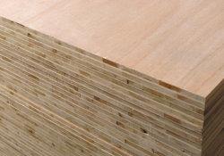 A melamina / HPL / Blockboard laminado folheados de mobiliário