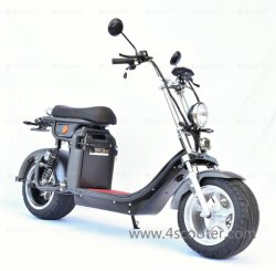 Garantia de Qualidade Melhor Ecorider Niu 1500W 2000W 3000W 4000W 6000W 60V adulto CEE Coc MARCAÇÃO E jurídica do Motor Elétrico Scooter Gordura Bicicletas Citycoco Pneu Scooter eléctrico