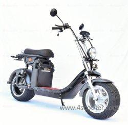 De gewaarborgde Autoped van Electrical Motor Bike Fat Tire Citycoco Electric van de Autoped van Ce Legal E van de EEG Coc van Quality Best Unique Niu 500W 1500W 2000W 3000W 4000W 60V Adult