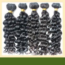 2013 --vierge en vrac de cheveux Remy Hair Extension