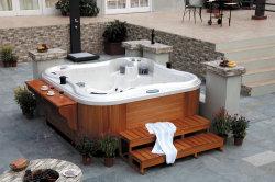 Bañera de Hidroterapia SPA al aire libre (SPA-563)